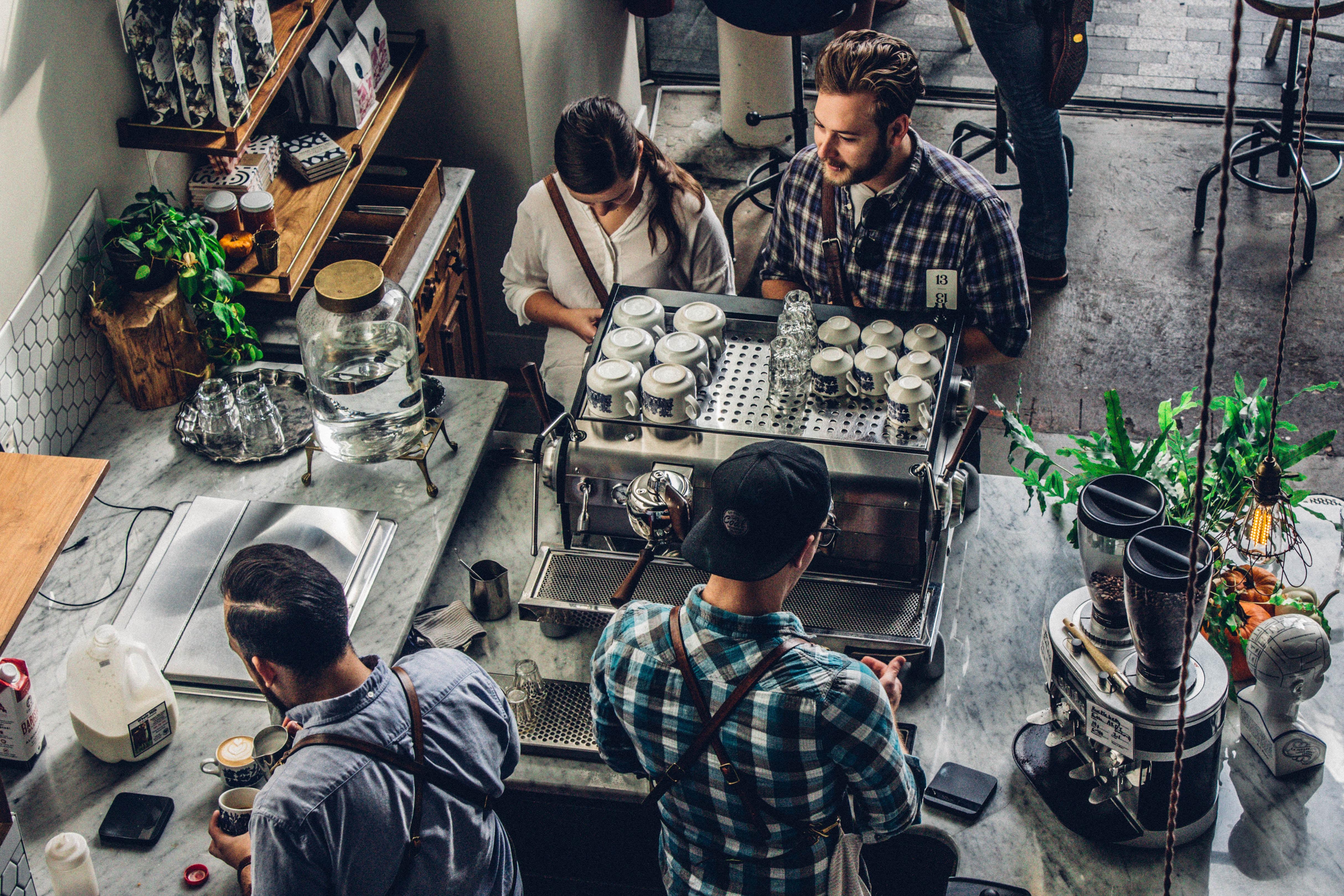 imagem da 3 tendências operacionais inovadoras para a indústria dos restaurantes